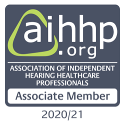 Association of Independent Hearing Healthcare Professionals - Associate Member 2020/2021